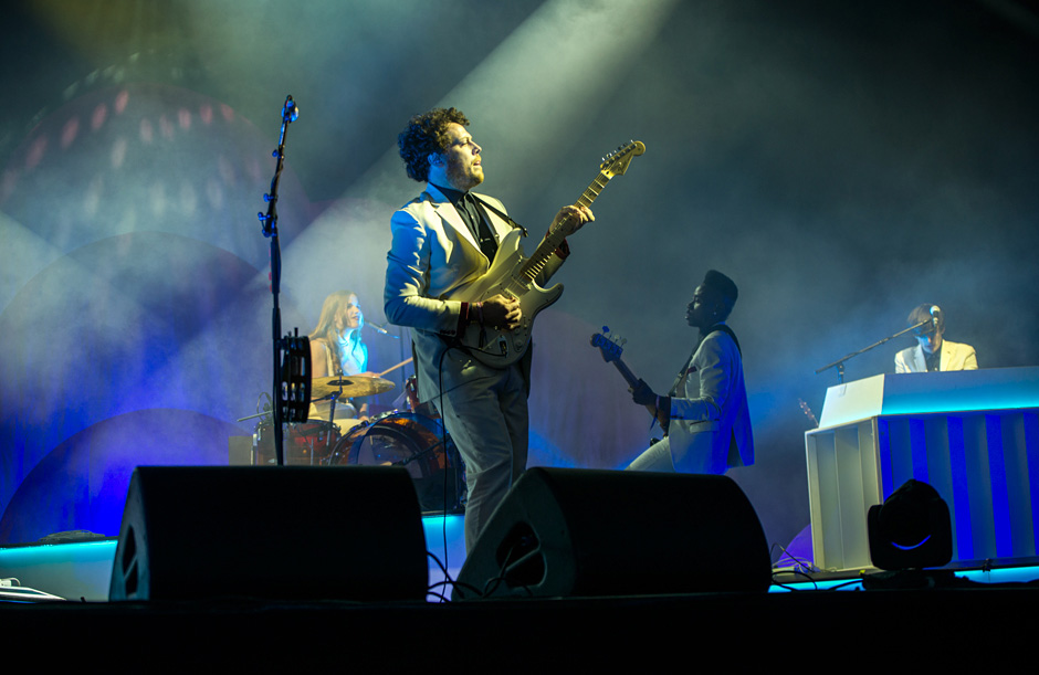 Metronomy @ Field Day 2014