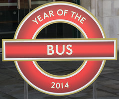 Year of the Bus  - 2014
