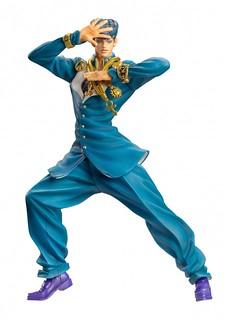 """【完全受注限定生産】雕像傳說『JoJo的奇妙冒險 第4部』東方仗助 """"限定配色""""!"""