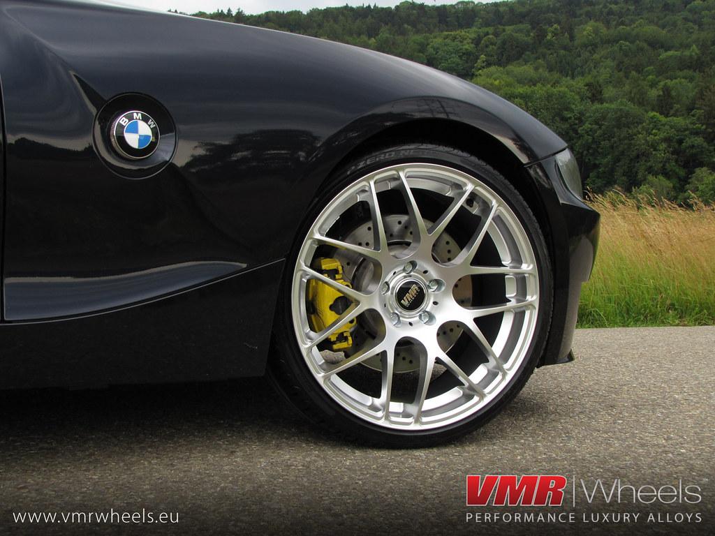 Vmr Wheels V710 Hyper Silver Bmw Z4 M Coup 233 A Photo On Flickriver