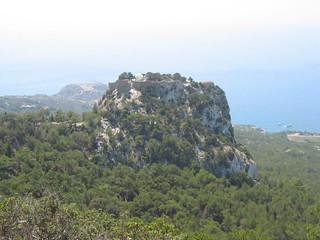 Burg von Monolithos