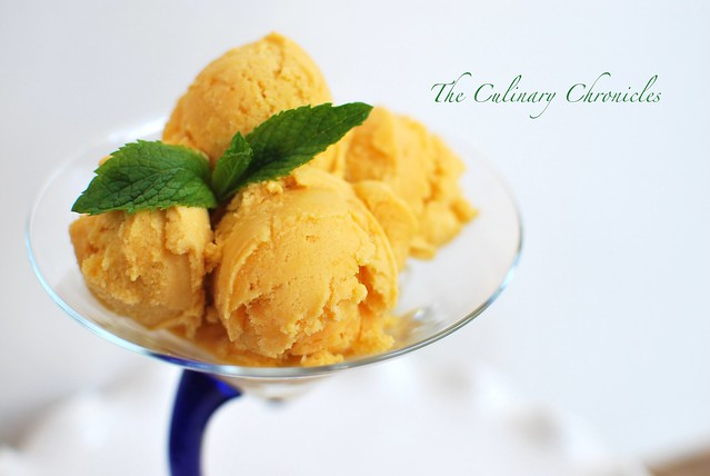 Mango Gelato | Flickr - Photo Sharing!