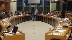 Participants of the Brussels provocation emphasised the need to invest in organisation