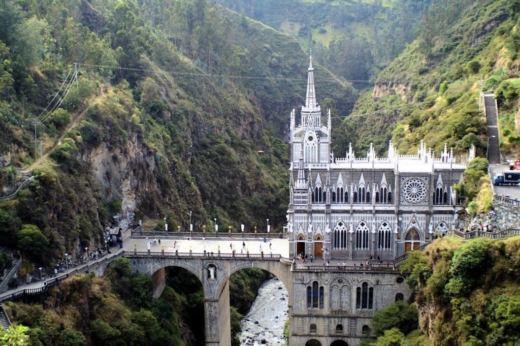 Santuario de Nuestra Senora de las Lajas