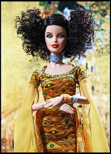 Adele Bloch-Bauer - Barbie Style! (1) by DollsinDystopia