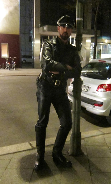 Leatherman in Berlin