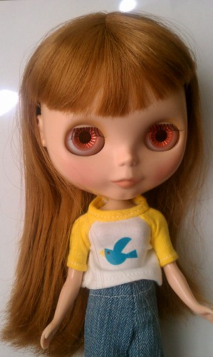 Anais New Eyelashes by Among the Dolls