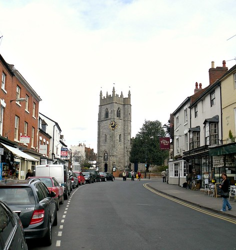Alcester Church Tower