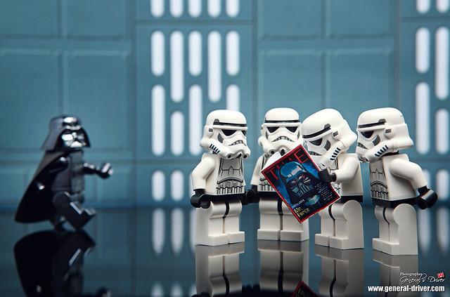 Star Wars Stormtroopers Fantasy Art Artwork Bwing Down: LEGO Star Wars Cute Stormies 3