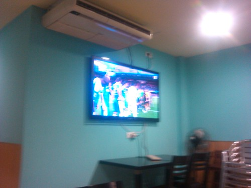 FCB TV by simonharrisbcn