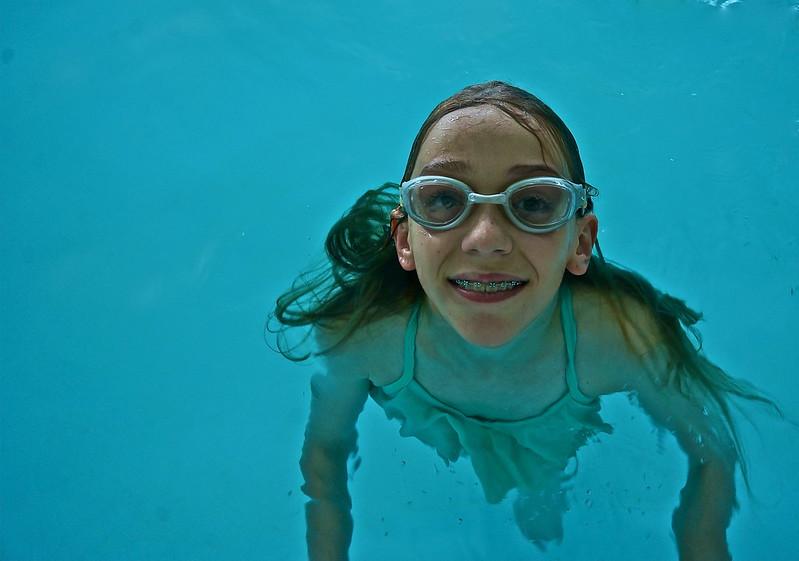 pool goggles  swimming pool