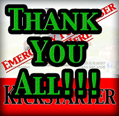 KICKSTARTER Thanks!