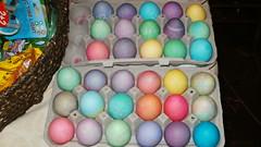 food, dish, easter egg, easter,