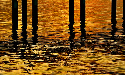 sunset singapore reflected lustres changibeach
