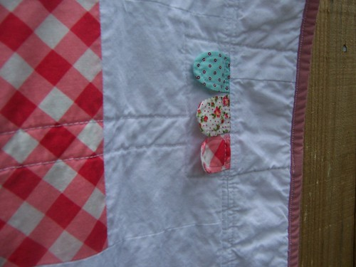 Lakehouse Quilt:Bubba Tags