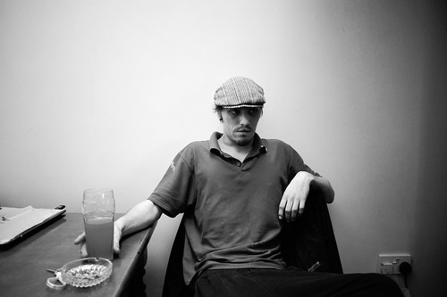 Small Town Inertia : Simon and Kirsty : Living with Epilepsy