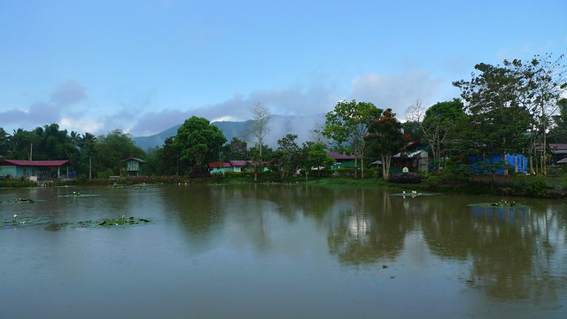 Hide and Seek with Mt. Apo