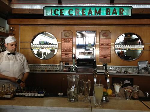 Ice Cream Bar - San Francisco