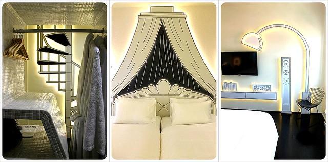 wanderlust hotel singapore black and white room