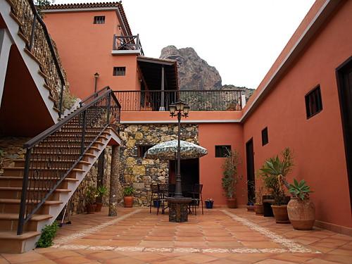 Rural Hotel Tamahuche in Vallehermoso, La Gomera