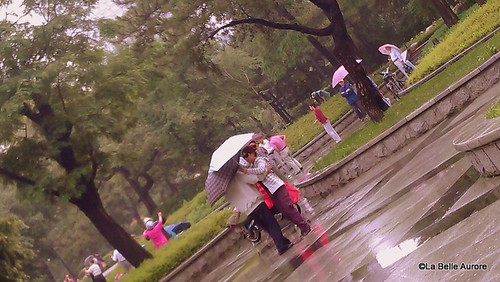 ODC3-Across the Water, Les parapluies de Shenyang by labelleaurore