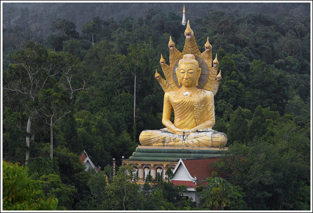 Big Buddha at Wat Bang Riang