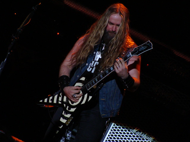 Photo:Zakk Wylde By Alberto Cabello Mayero