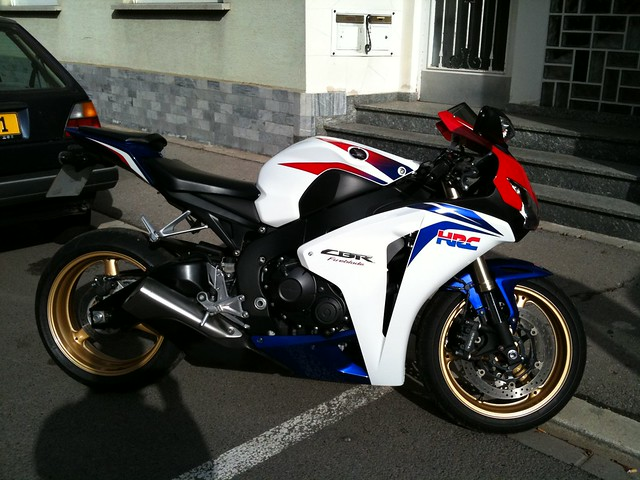 Honda CBR 1000 RR9 HRC  Flickr  Photo Sharing!