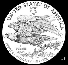 American Eagle bullion reverse design Eagle_41