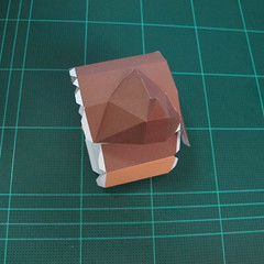 วิธีทำโมเดลกระดาษตุ้กตา คุกกี้สาวผู้ร่าเริง จากเกมส์คุกกี้รัน (LINE Cookie Run – Bright Cookie Papercraft Model) 008
