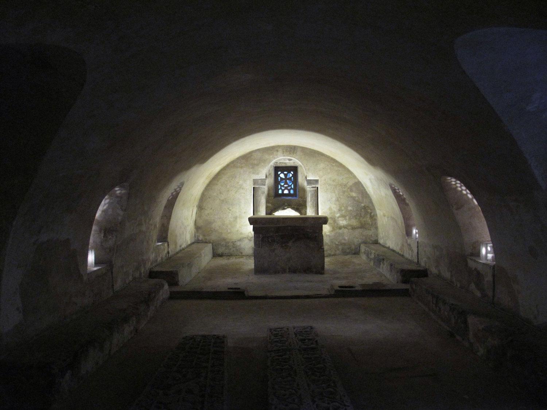 crita santa locadia_catedral oviedo