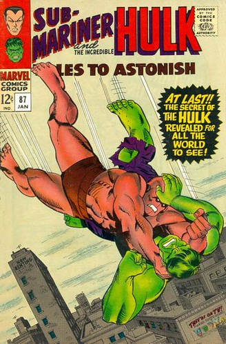 Tales to Astonish 087