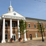 New Edgewater Borough Hall, Police Station & Courthouse, Bergen County, New Jersey