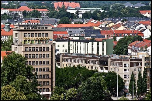 hochhaus am albertplatz