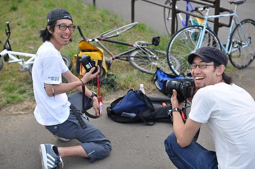 7/2@Toyohira River