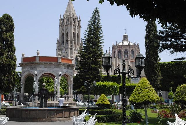 Moroleon gto flickr photo sharing for 7 jardines guanajuato