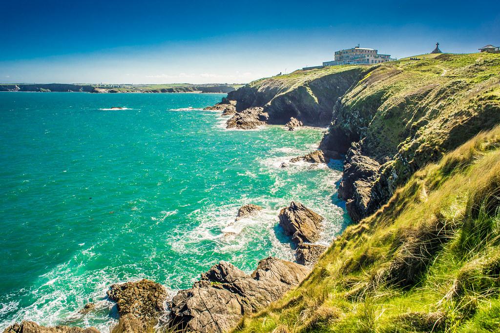 Newquay, Cornwall, United Kingdom picture