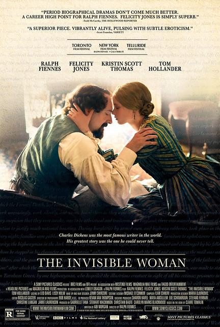 Görünmeyen Kadın - The Invisible Woman (2014)