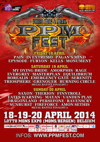 LIVE REPORT PPM FEST LOTTO MONS EXPO SAMEDI 19 AVRIL 2014 14140683665_a4d0e77371_o