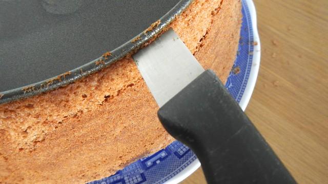 Chocolate Chiffon Cake 16