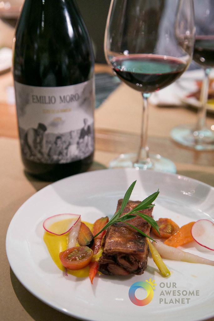 EMILIO MORO: Best Tinto Fino (Pure Tempranillo Spanish Grape Variety) Wine in Manila! @RAMBLAPH @jmoroes
