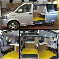 Lemon fresh T5 Camper
