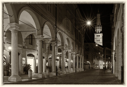 downtown italian style