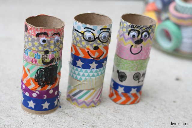 washi tape people
