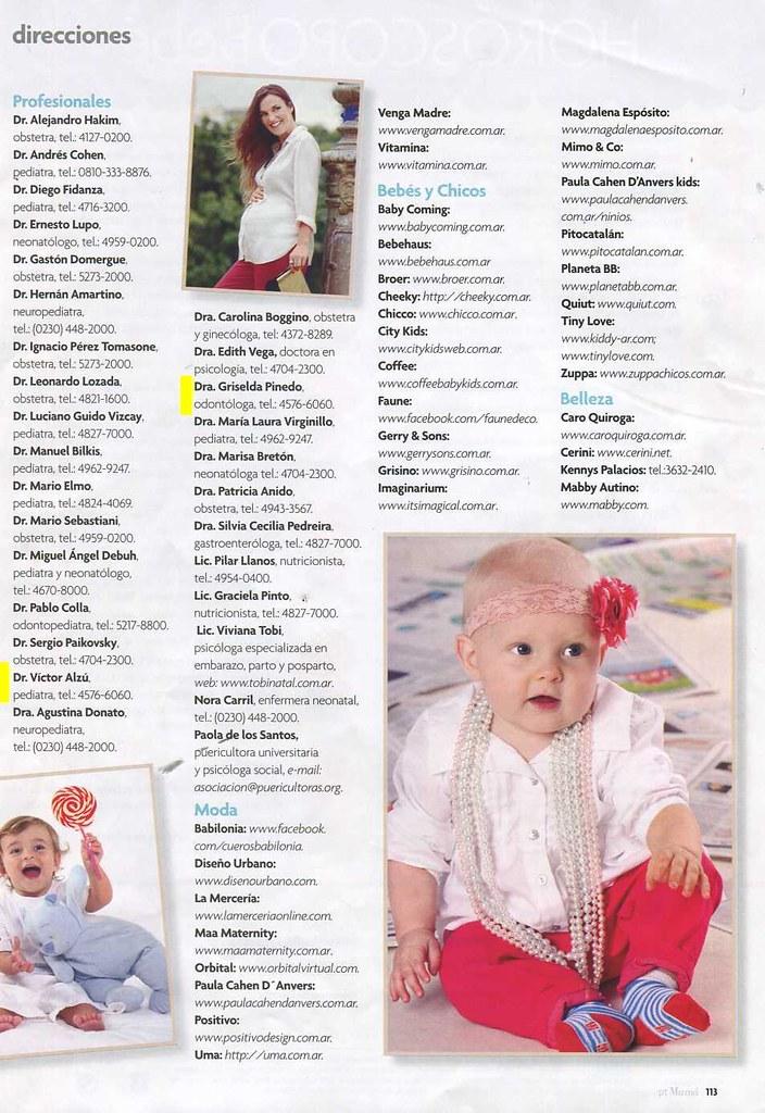 Revista Para Ti Mamá Abril 2014 (3)