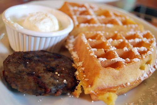 Apple Barn - waffles-001