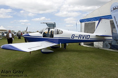 G-RVIO VAN'S RV-10 PFA 339-14548 PRIVATE - Sywell - 20130601 - Alan Gray - IMG_6470