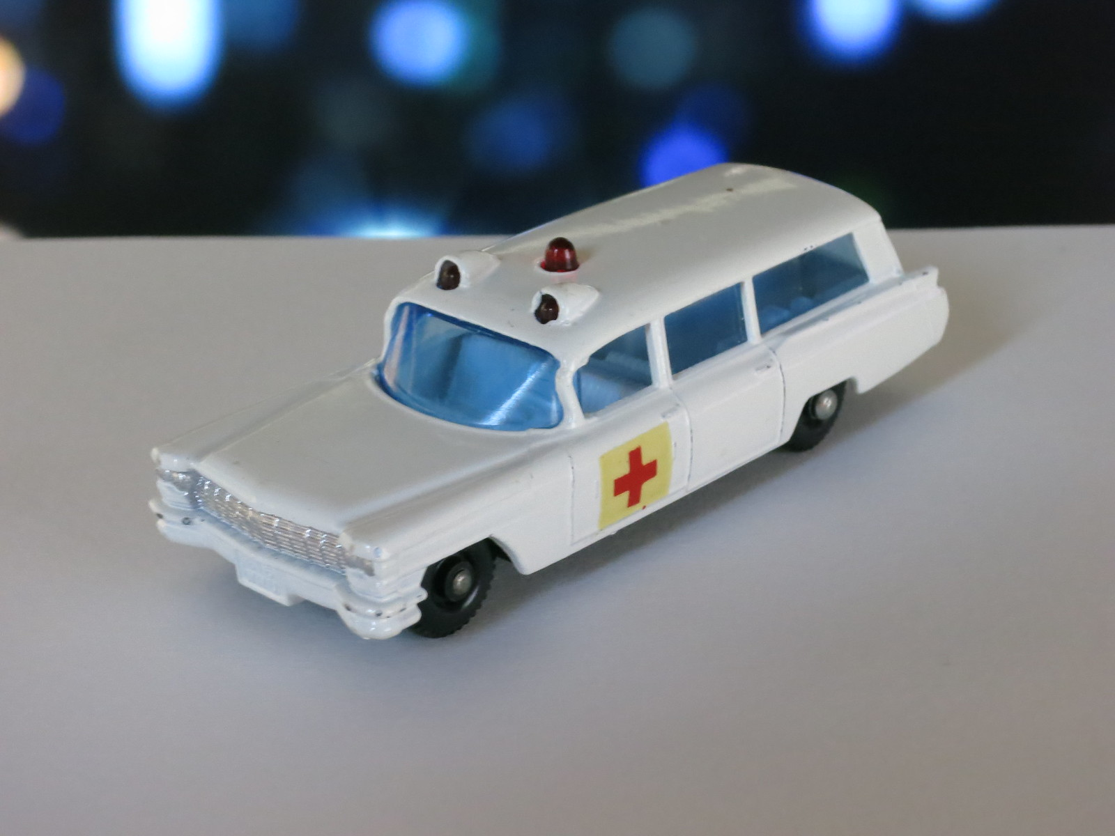 Matchbox Lesney S & S Ambulance