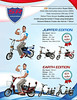 super rider elektrik bike murah new
