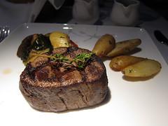 steak at 38000 feet